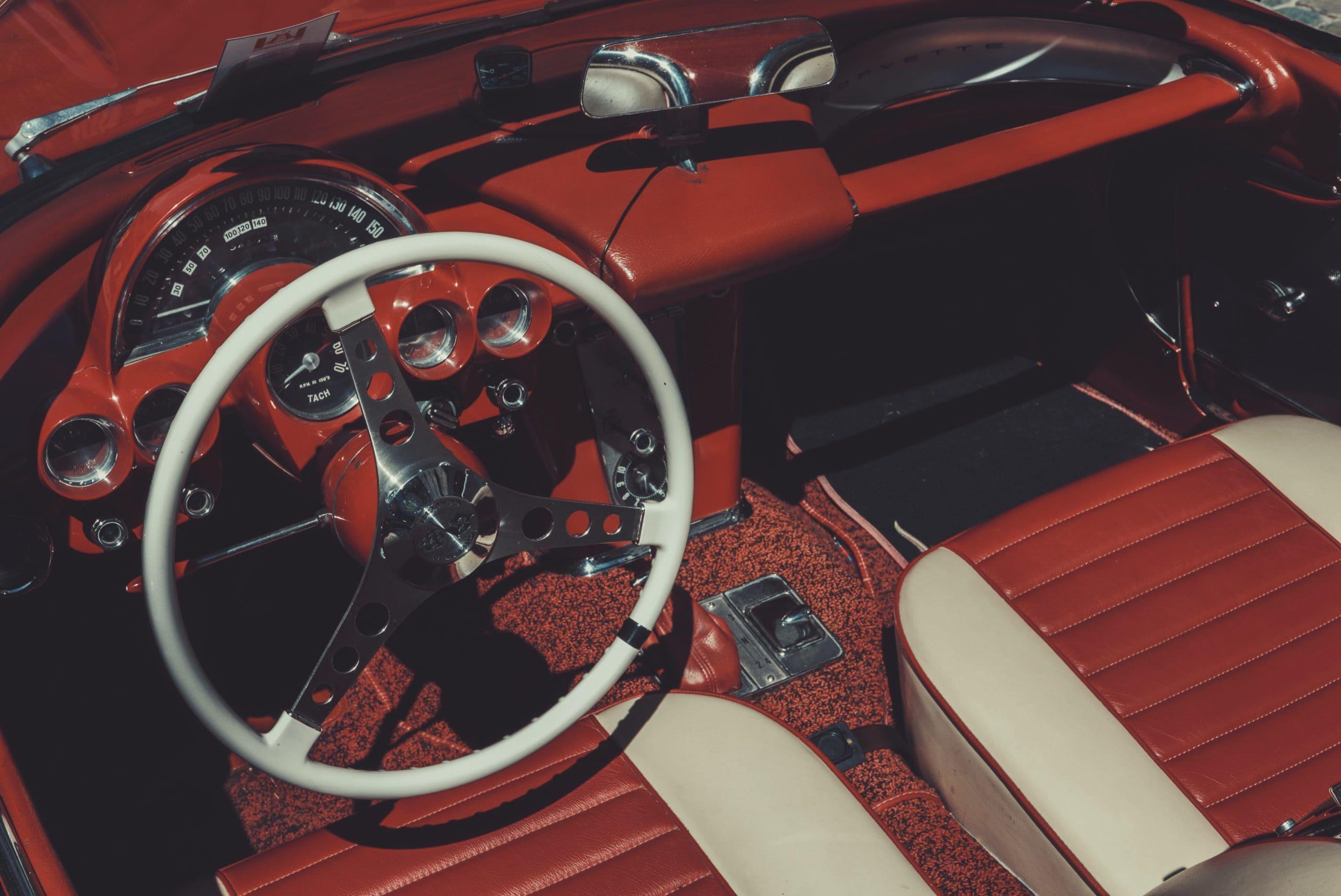 Noleggio auto d'epoca